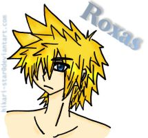 Roxas Coloured C8 by Hikari-Star