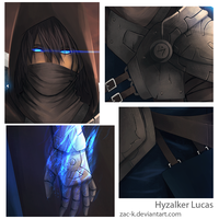 The Knight 02 Details by Zac-K