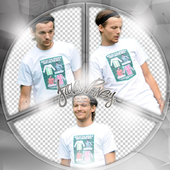 PhotopackPNG #21: Louis Tomlinson by RebecaBieber4