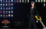 Desktop: Xion by satsukiss