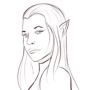 Tauriel - Stages by endave