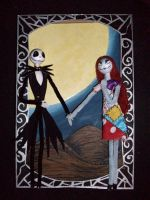+Jack and Sally+ by hyuugaemi