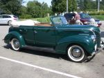 A Beautiful 1938 Ford Convertible by davincipoppalag