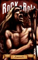 Iggy Pop by RRLegends