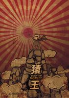 Rise of the monkey R by xiaobaosg