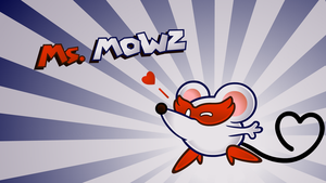 Ms. Mowz Wallpaper by Doctor-G