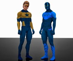 Booster and Beetle 2nd skin textures for M4 by hiram67