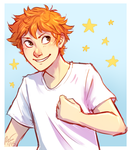 Hinata by Electricgale