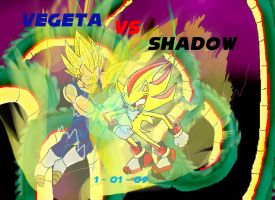 Blood of a Saiyan and Hedgehog by gamefreak2008