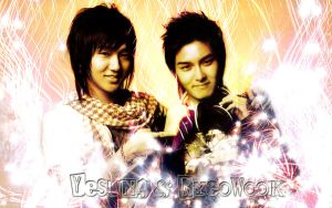 Ryeowook Yesung by NandeNoi