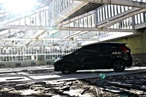 Ford Fiesta Techno by multimad