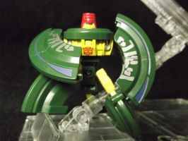 Cosmos only drinks the energon of champions by forever-at-peace