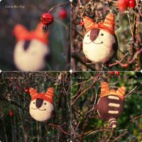 Cat in the hat by anna-lumbricus