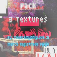 Pack Textures 1 by YouAreMyOnlyLove