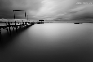 Long Pier by Rykardo