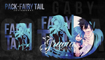 Pack- Fairy Tail - Gruvia by Mouztrozhita