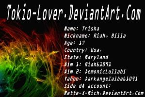 Tokio Lover New ID by Tokio-Lover