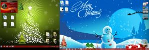 2011 Christmas Desktop by SpringsTS