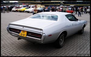 1972  Dodge  Charger by compaan-art