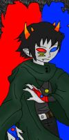 Sollux Captor- Mage of Doom by Forever-Forgotten22