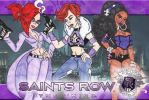 Saint's Angels by DeVanceArt