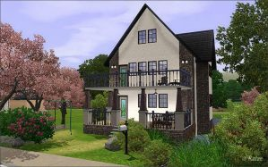 The Sims 3 - Van-Goddart01 by graytailwolf