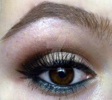 makeup for brown eyes :D by KatelynnRose