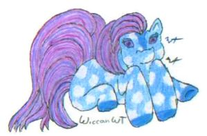 WiccanWT Plushie MLP by WiccanWT