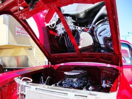 1957 Chevy- Under the Hood by RetroSpectiive