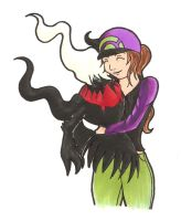 I Love Darkrai by Kyata