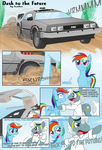 Dash to the Future by feather-chan