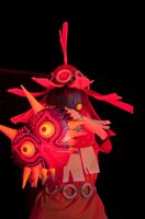 Skullkid Mask by Foxseye