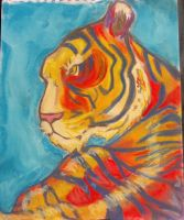 Tiger by shannoncole
