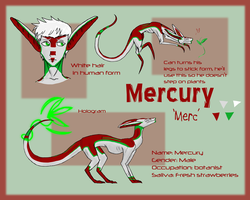 MTT Adoptable try-out: Mercury by Kai-ni