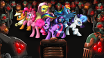 My Little Pony: Rise of the Clockwork Stallions by Diigii-Doll