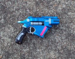 Custom Nerf Vortex Proton by Unicron9