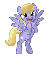 Crystal Cloud Kicker by DragonChaser123