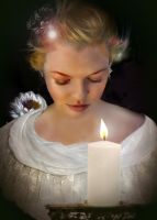 The Candle by Child7
