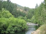 Sooke River by AmongTheFirst
