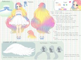 Ref-Aurora by Vicle-chan