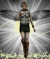 Angel of Silent Hill by Pinkie-Pie297