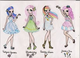 Pony Fashions by Baby-shy