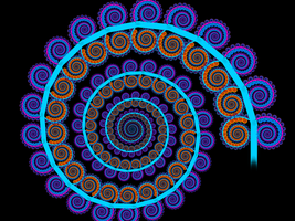 Spiral Of Infinity by MurdocSnook