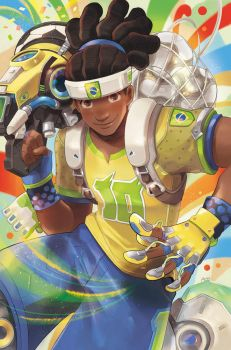 Olympic lucio! by peyoberry