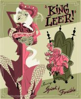 'King Leer' by XDaftPunkFan97X