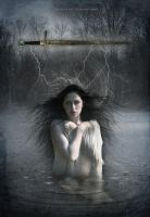Lady Of The Lake - Camelot C. by Georgina-Gibson