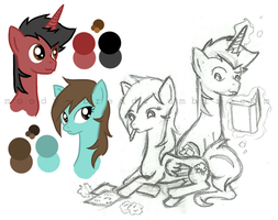 my go at mlp by GrandChaser