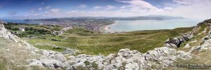 110610 Great Orme pano 3 by InsaneGelfling
