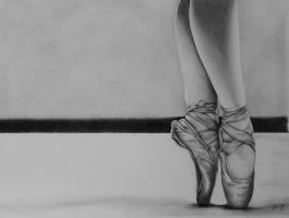On Pointe (Graphite) by LonnyClouser