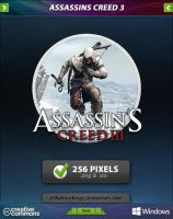 Assassins Creed 3 Icon by tRiBaLmArKiNgS